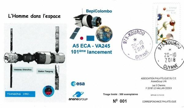 VA245 - Lancement VA245 le 20 Octobre 2018