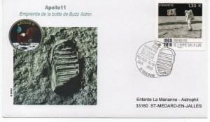 img20191129 19145790 300x175 - Premier jour timbre 50 ans du premier pas de l'homme sur la lune - Toulouse cité de l'Espace 19 Juillet 2019 - (Enveloppe premier jour)