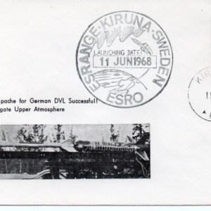 img20191211 15204539 - Base Kiruna (Suède) - Tir ESRO - NIKE-APACHE - 11 Juin 1968