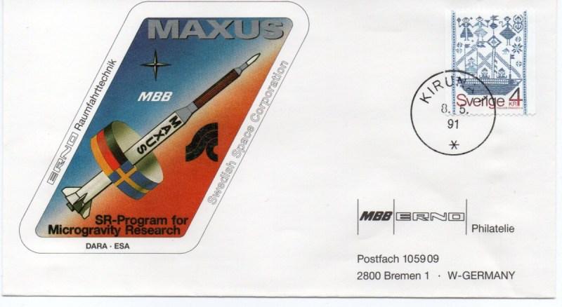 img20191211 15261967 - Base Kiruna (Suède) - Tir ESA - MAXUS 1 - 08 Mai 1991 (Incident de tir) - C2