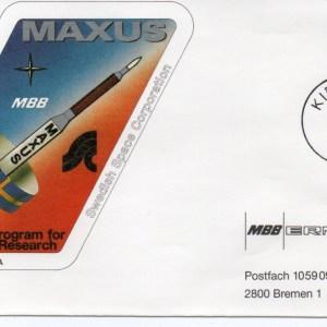 img20191211 15261967 - Base Kiruna (Suède) - Tir ESA - MAXUS 1 - 08 Mai 1991 (Incident de tir)