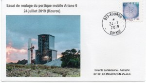img20200212 19302537 - Ariane 6 - Essais de roulage portique ELA4 - 24 Juillet 2019