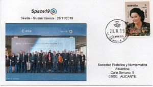 img20200224 12092768 - Conférence Ministérielle ESA (dernier jour) - Space 19 Séville (Espagne) 28 Novembre 2019