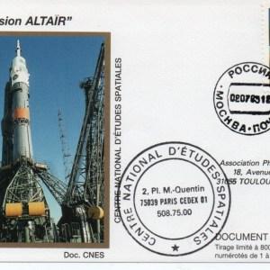 img20200429 17455160 - Mission ALTAÏR - 02 Juillet 1993 - Départ Soyouz TM 17 - Jean Pierre Haigneré