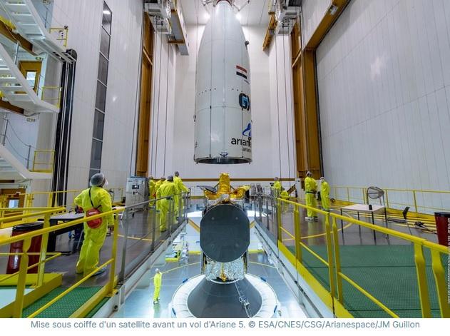 a3 - Le Centre Spatial Guyanais : de la jungle à l'espace