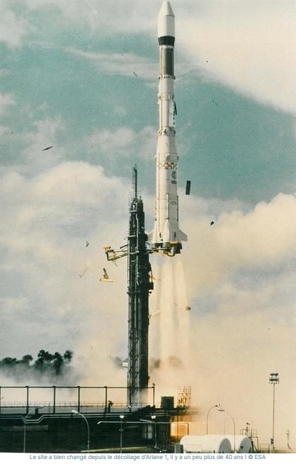 a4 - Le Centre Spatial Guyanais : de la jungle à l'espace