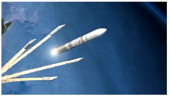 a6 - L'Europe finalise ses tests sur Ariane 6, en attendant le vol inaugural en 2021