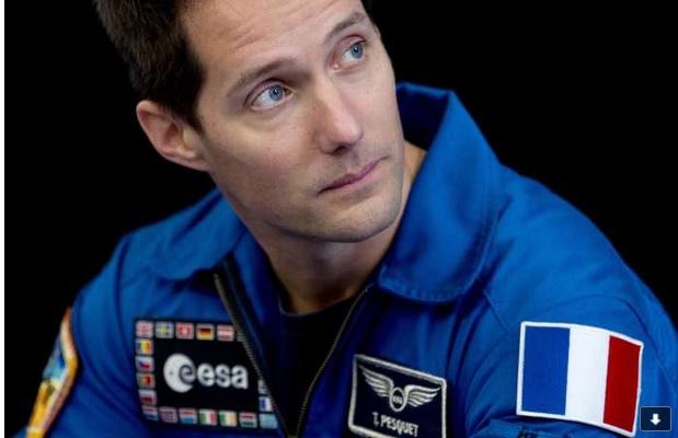 pesquet - Thomas Pesquet sera le premier Européen à s'envoler dans l'espace avec SpaceX