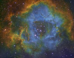 Astroforum.nl forumpower - The Rosette Nebula