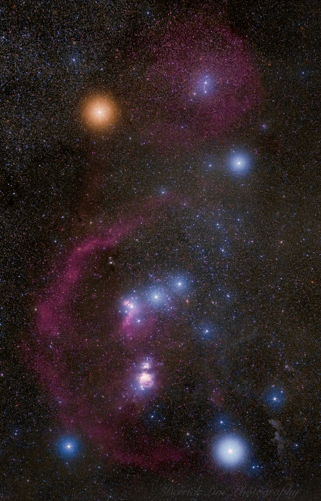 Camera Orion by Derrick Lim - Astronomy Picture Of The Day - March 21st 2018