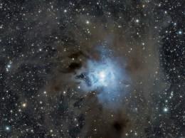 Iris Nebula, NGC7023 by Anne van Houwelingen
