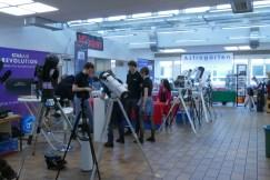 StarAid crew preparing for start of the ATT Essen