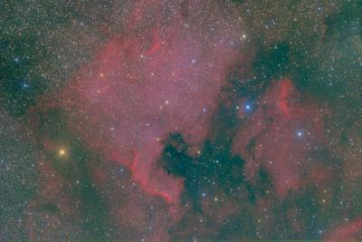 NGC7000 stage1