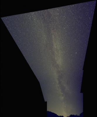 APP Strange MilkyWay Rectilinear