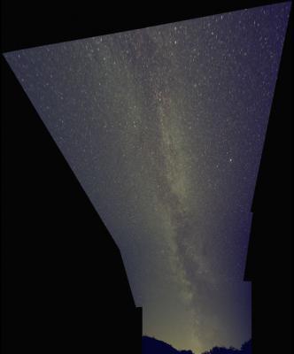 APP Strange MilkyWay Rectilinear