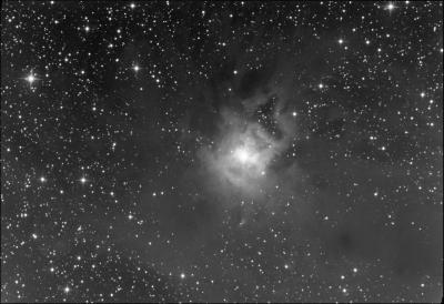 APP 13800 sec NGC 7023 BR mono 16bit SM