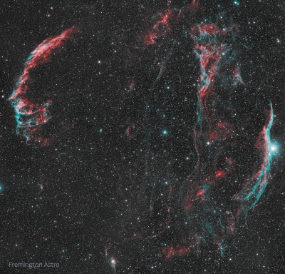 RGB Cygnus Loop APP