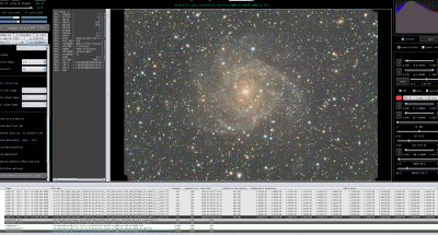 Data Calibrated And Star Color Calibrated To Test
