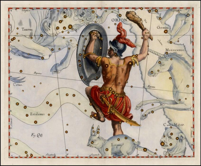 Orion_FirmamentumSobiescanum_Uranographia_JohannesHevelius