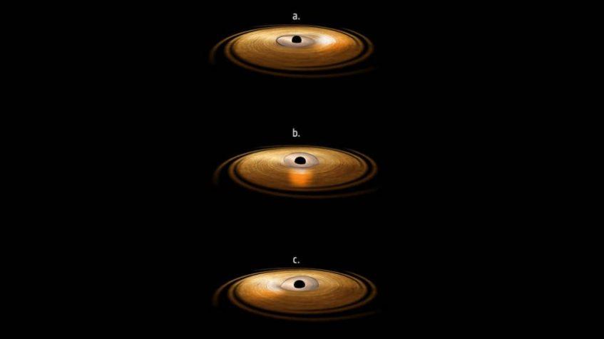 black-hole-wobble