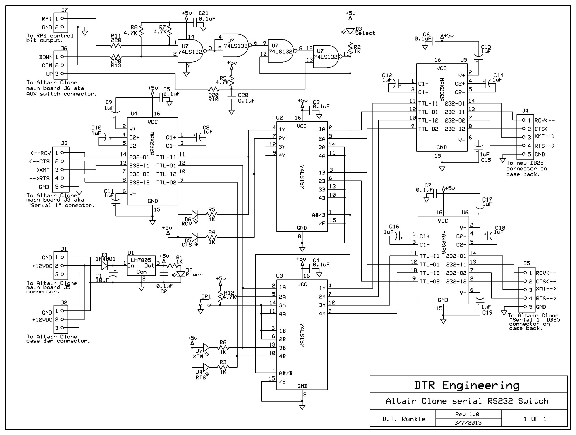 hight resolution of rs232 switch wiring use wiring diagram astrorat serial ab switch rs232 switch wiring