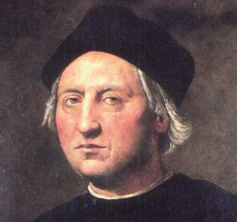 Cristóbal Colón, que resultó salir marinero.