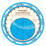 Omegon Mapa estelar Planisferio - astroshop.es