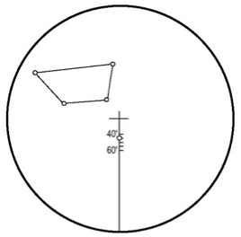 Aligning the telescope