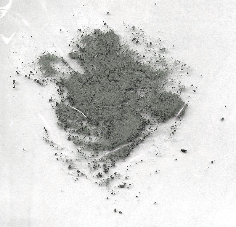 Échantillon de régolite récolté par la mission Apollo 17 en 1972 - La toxicité des poussières lunaire et martienne - LUXORION