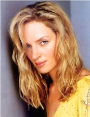 Actress Uma Thurman