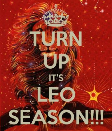 Leo Season Memes Turn Up