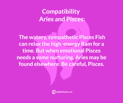 compatibility of aries and pisces
