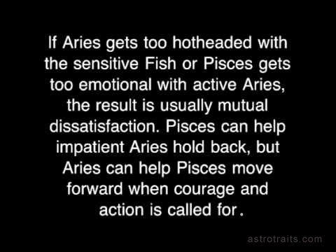 pisces aries relationship