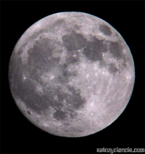Luna Llena de agosto de 2007