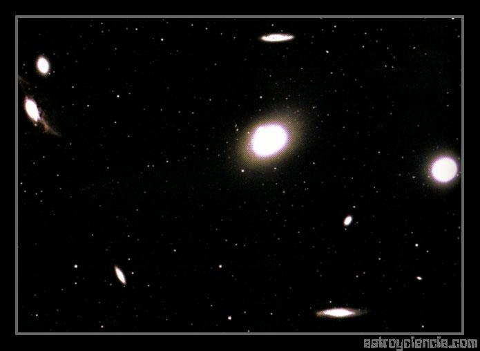 Cúmulo de galaxias de Virgo