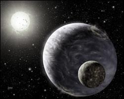 Dibujo Planeta X