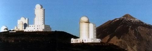 Observatorio de las islas canarias
