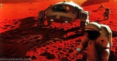 Se podría colonizar Marte