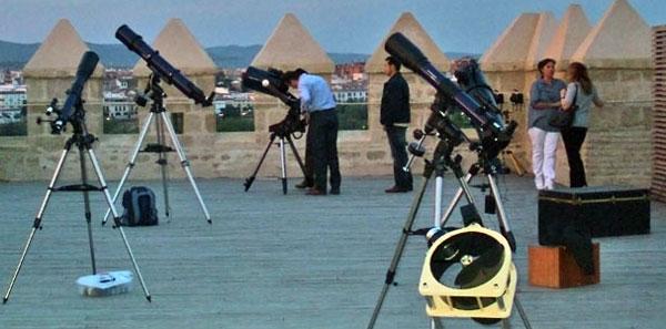 Asociaciones astronómicas de interés