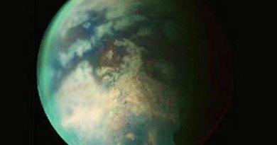 Titán: Luna de Saturno