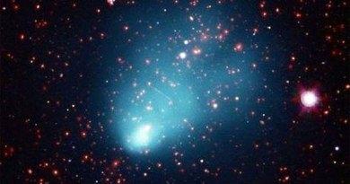 cumulo de galaxias mas grande jamás encontrado