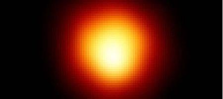 Betelgeuse, ejemplo de estrella gigante roja.