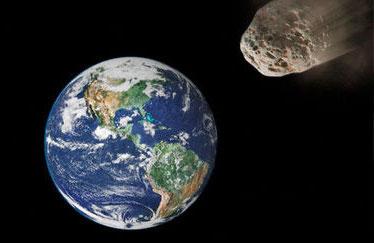 Asteroide rozará la tierra en febrero de 2013