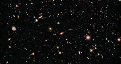 Campo Ultraprofundo del Hubble