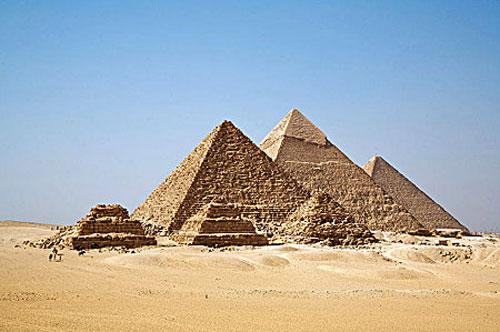 arqueoastronomia: Pirámides de Giza