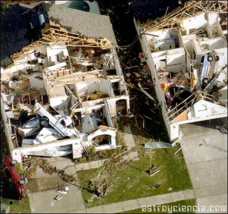 Tornado en 1998 en Florida