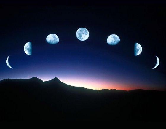 En la prehistoria ya conocían las fases lunares
