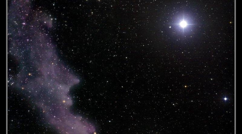 Nebulosa Cabeza de Bruja