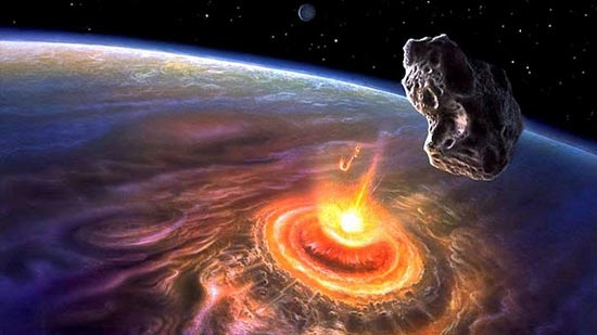 ¿Dónde causaría más daño un asteroide si cayera en la Tierra?
