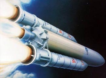 Cohete Ariane